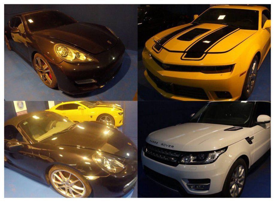Investigan remate de autos de Balcedo;  comprador no cuenta con dinero