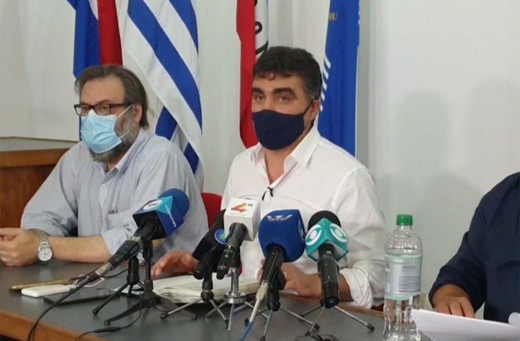 Intendente de Salto confirmó que cierran los centros termales completos