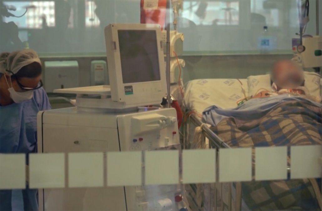 Ocupación de camas con Covid en CTI de ASSE es de 32%; Cipriani negó saturación