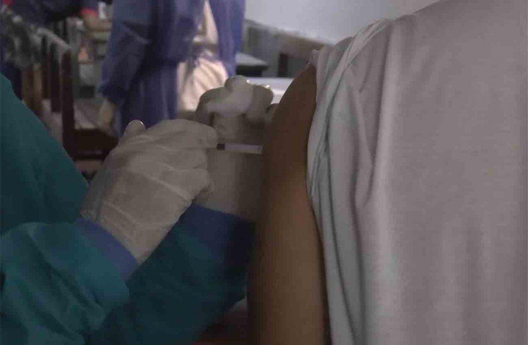 Más de 8.700 presos fueron vacunados contra el Coronavirus en todo el país