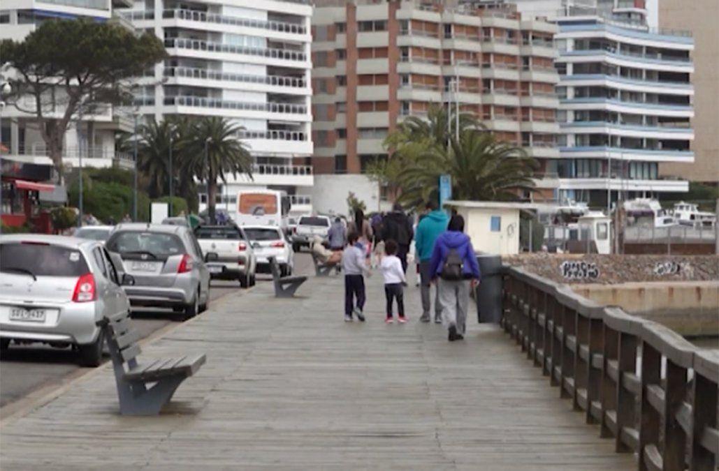Ocupación turística: 29% en Montevideo y apenas 6% en Salto, la última semana de abril
