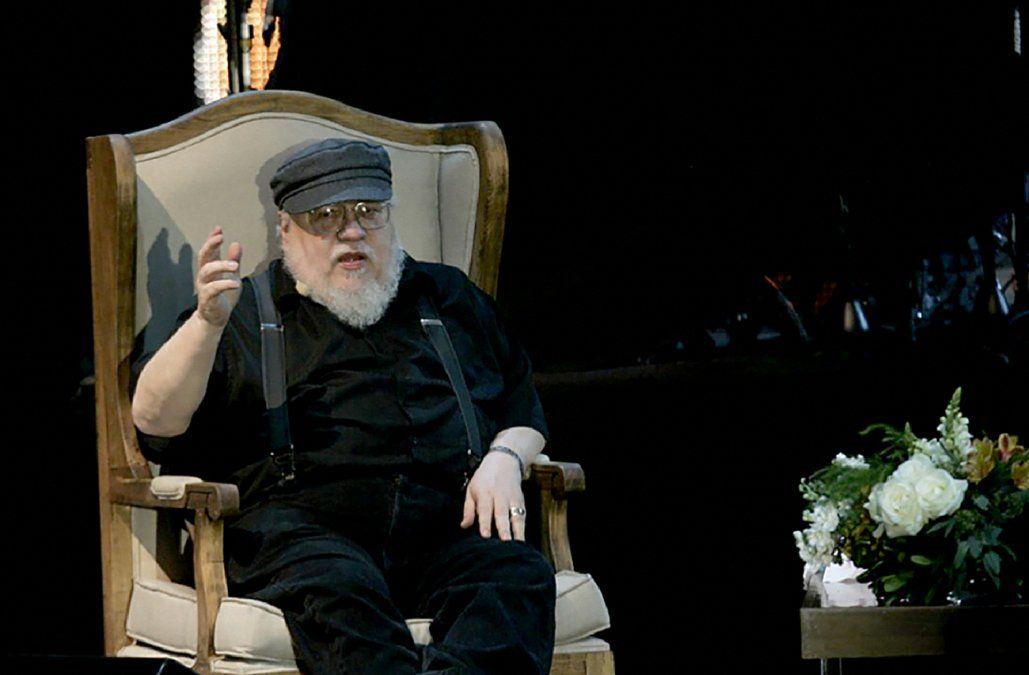 ¿Más Game of Thrones? George R.R. Martin firmó un acuerdo de cinco años con HBO