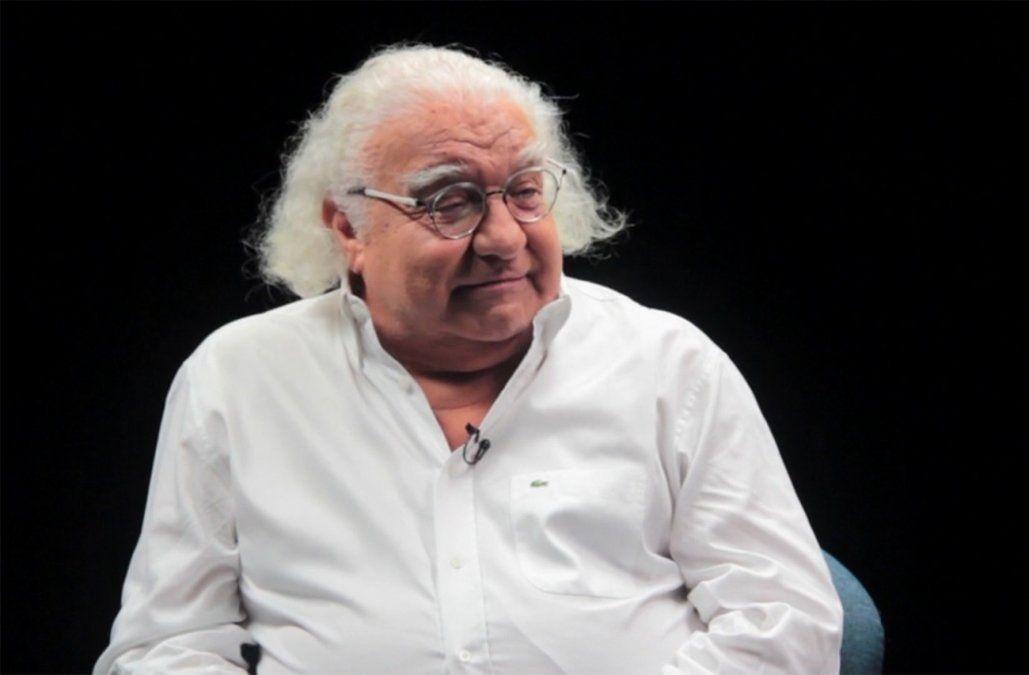 Ricardo Alarcón en el programa Vida y Obra