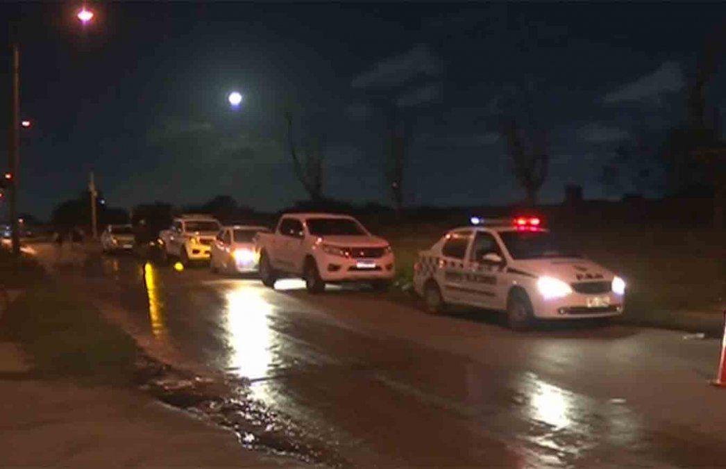 Un policía baleó a dos delincuentes que intentaron robarle en Casavalle