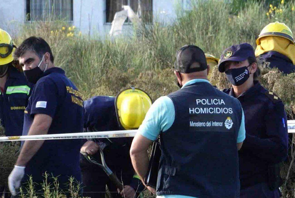 Niños encontraron restos óseos y se presume que se trató de una muerte violenta