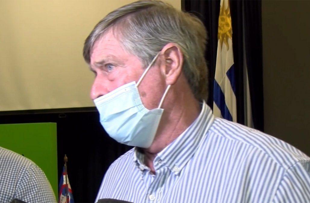 Soriano está con el agua en la nariz, advierte el intendente Guillermo Besozzi