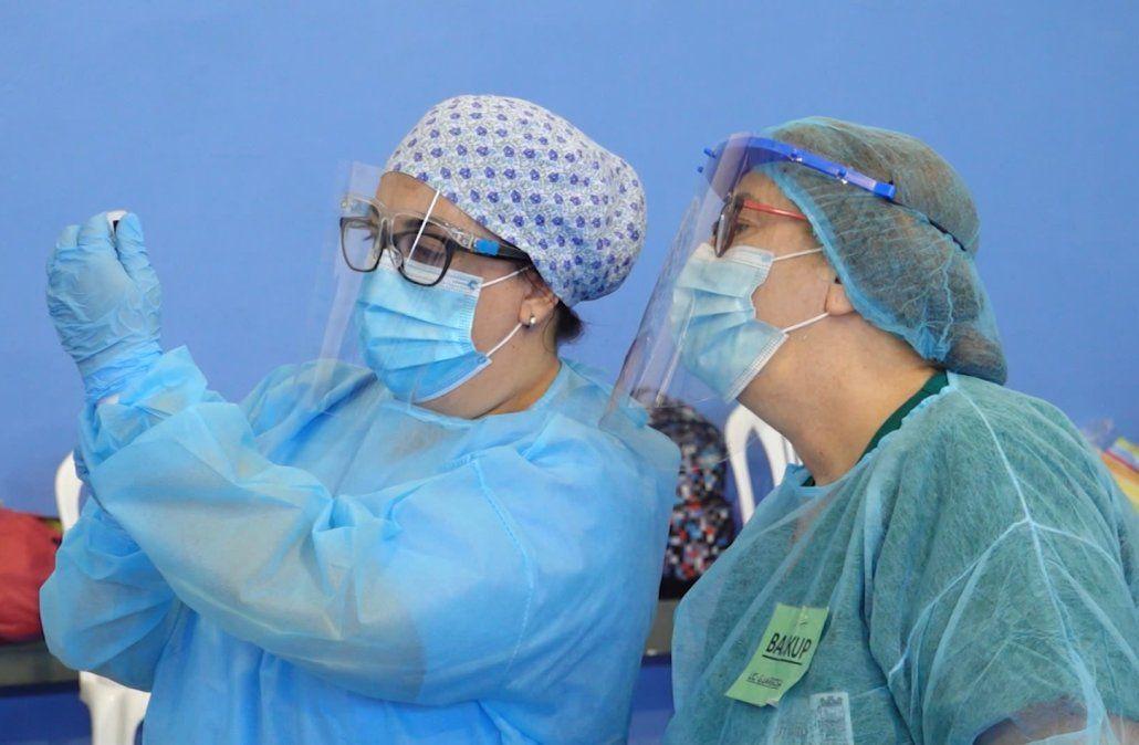 Nurses piden contratación de enfermeros y apoyo en la atención de pacientes Covid-19