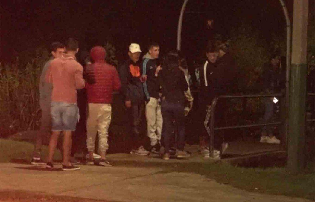 177 intervenciones policiales por fiestas clandestinas y aglomeraciones
