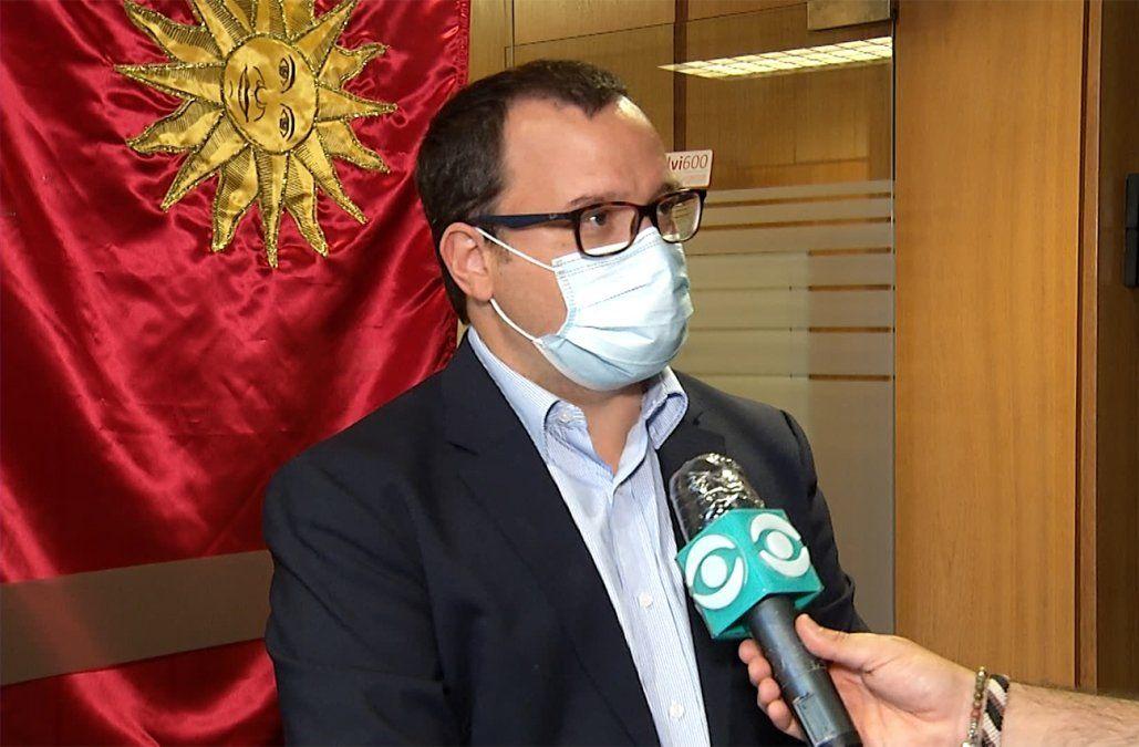 Felipe Schipani: se nos dio tranquilidad de que el sistema no se ha saturado