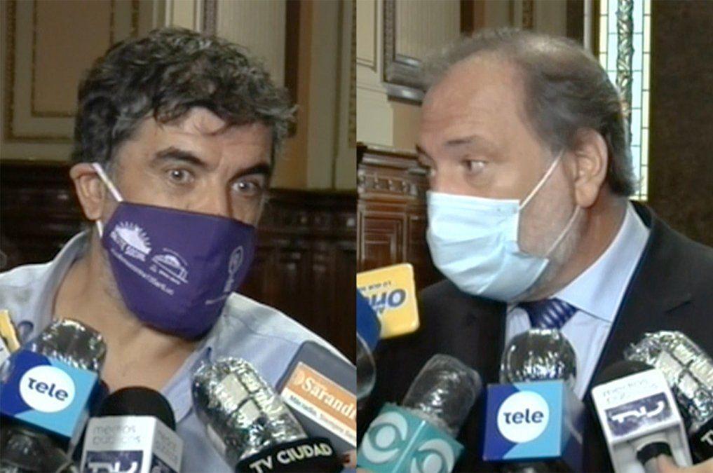Senado aprobó por unanimidad una comisión de seguimiento parlamentario de la pandemia