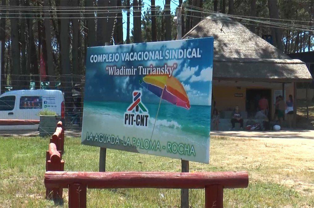 PIT-CNT ya no administra el camping de La Aguada; en el lugar se construirá un barrio jardín
