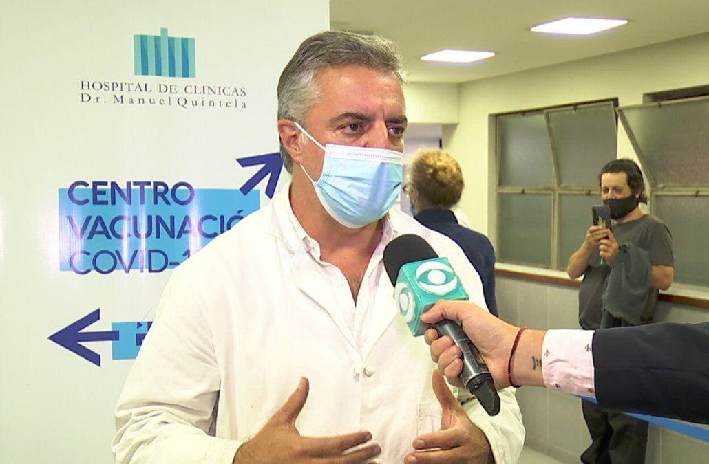 Suspenden ingreso de acompañantes y cierran áreas del hospital de Clínicas