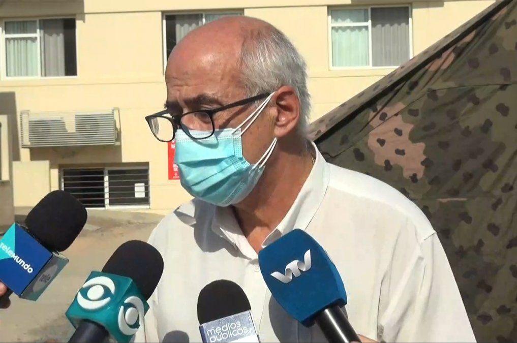 Fray Bentos: denuncian que personas con Covid andan por la ciudad y se van a vacunar