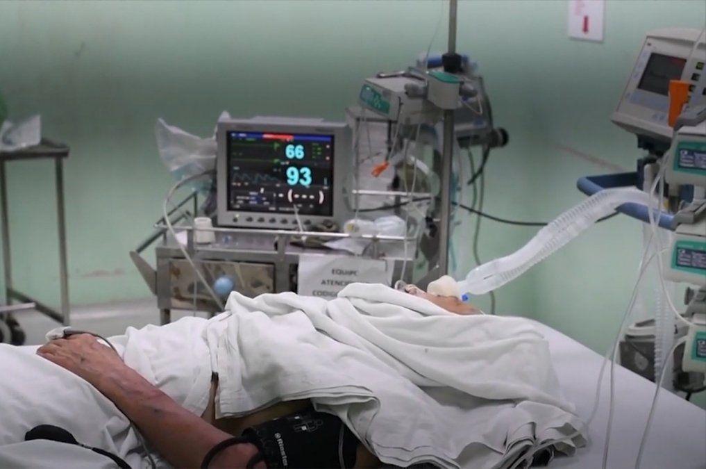 Casi el 65% de las camas ocupadas en CTI son pacientes con Covid-19, según intensivistas