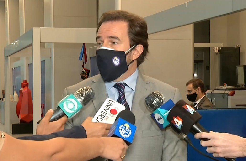 Ministro de Turismo presentó a Lacalle Pou nueva batería de medidas para el sector