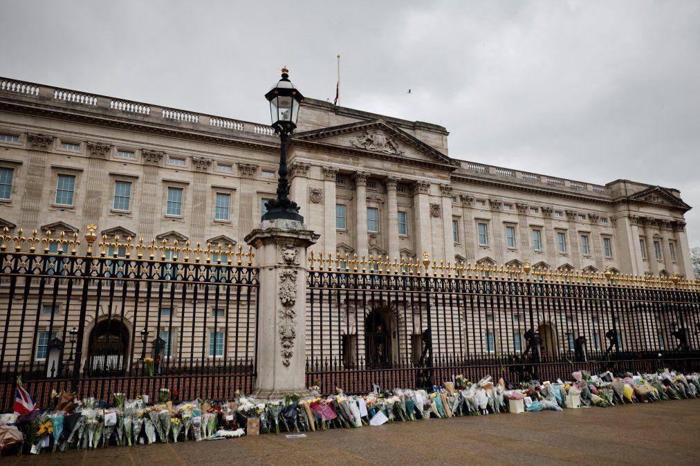 Funeral de príncipe Felipe será el próximo sábado y se transmitirá por televisión