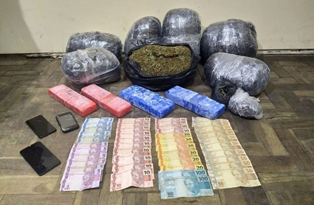 Desarticulan importante organización narco en Tacuarembó