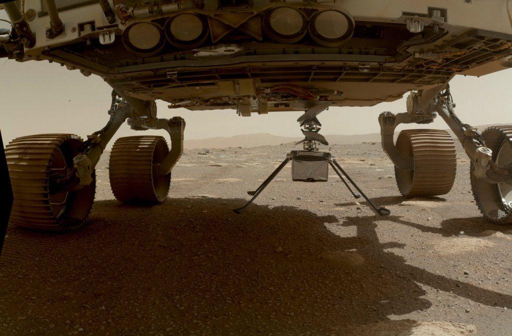 NASA retrasa vuelo de Infinity  por problemas técnicos