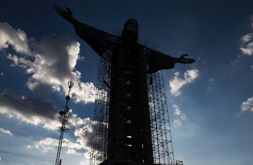 Brasil tendrá un nuevo Cristo gigante más alto que el de Río