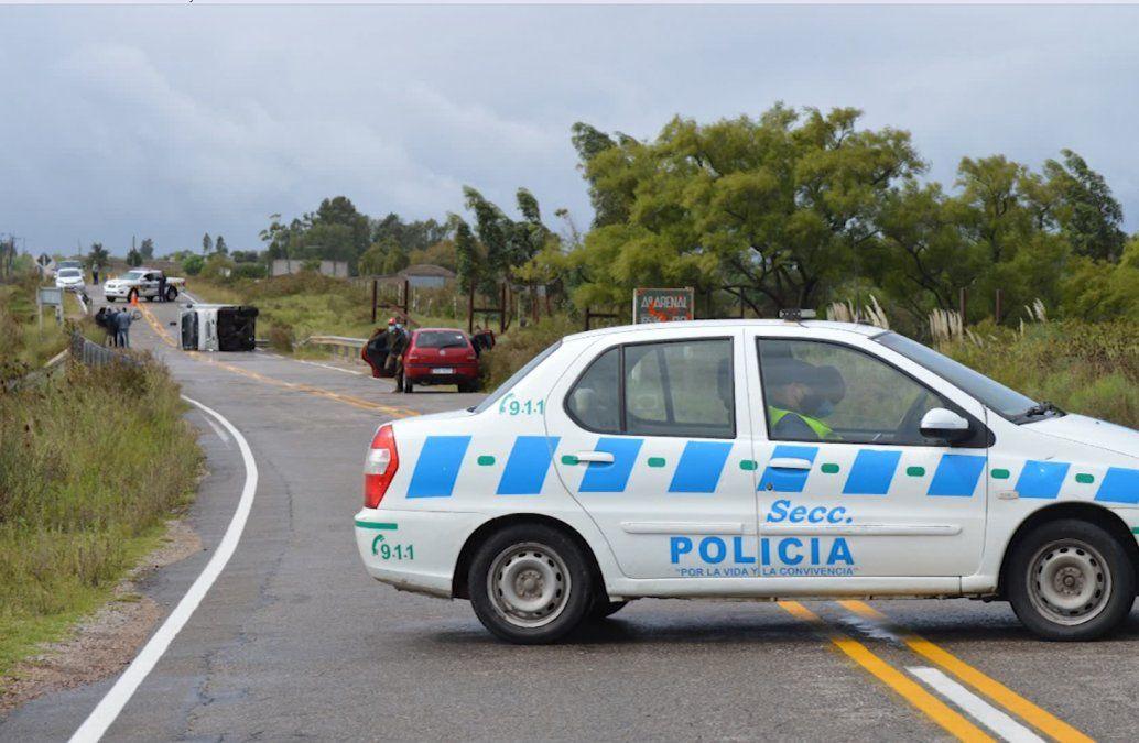Un joven de 14 años murió tras ser embestido por un camión