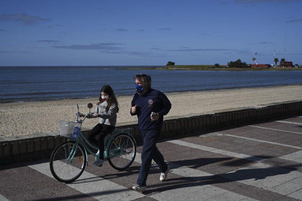 Regresa el buen tiempo pero con temperaturas de otoño, según INUMET