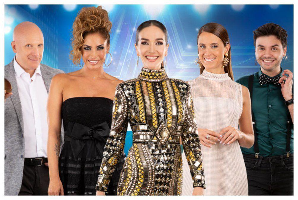 Esta noche vuelve Got Talent Uruguay por Canal 10 para la segunda temporada