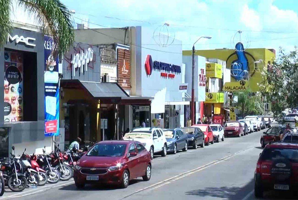 Intendente de Rivera espera reabrir free shops porque evidentemente no eran el problema de los contagios