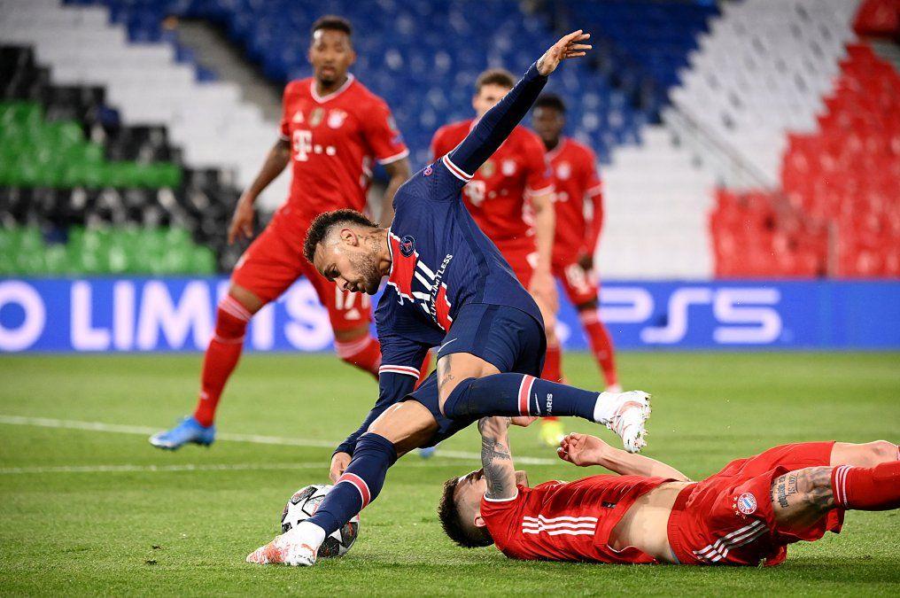 Neymar renace tras su exhibición ante el Bayern Múnich: PSG pasó a semifinales de Champions