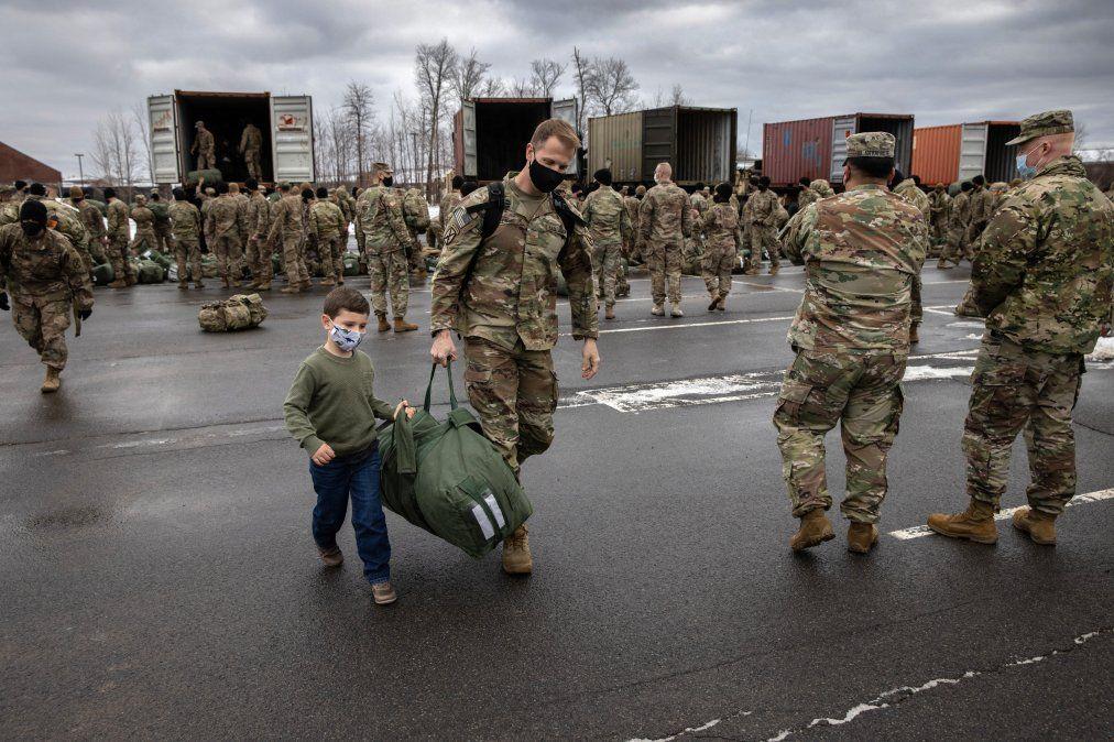 Biden anuncia el retiro definitivo de las tropas estadounidenses de Afganistán