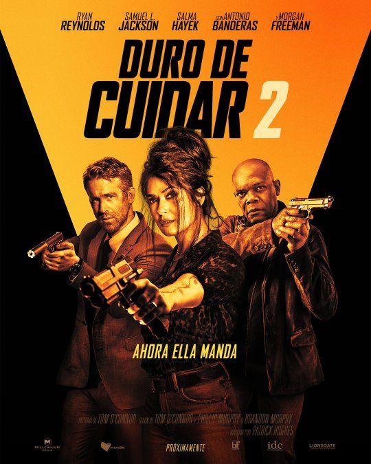 Duro de Cuidar 2 se estrena próximamente en Uruguay