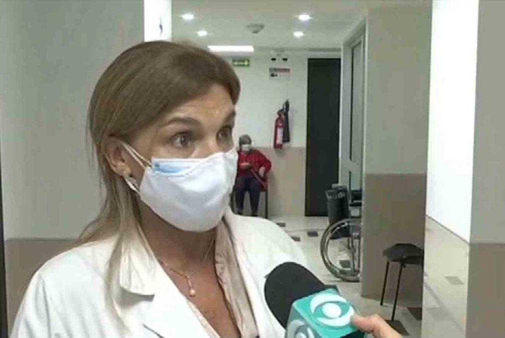 Personas en cuarentena fueron a vacunarse al Clínicas y harán denuncia ante el MSP