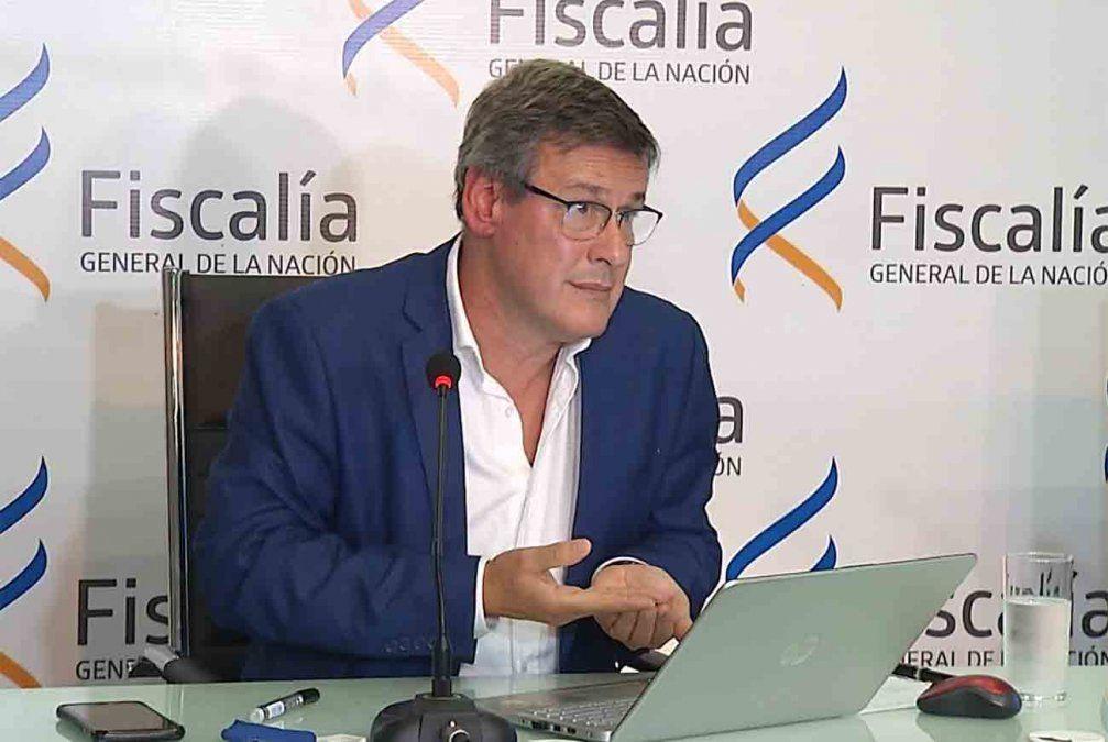 Díaz sobre Operación Océano: la Fiscalía se vio afectada y no salió beneficiada