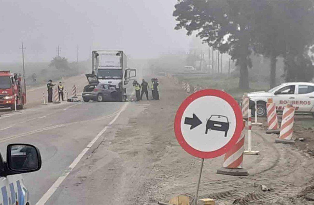 Accidentes fatales dejaron como saldo dos personas muertas