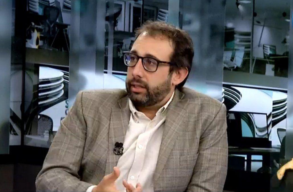 Leandro Folgar: Queremos promover mucho más el uso de la Biblioteca Ceibal