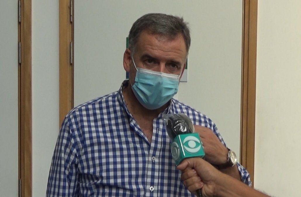 Orsi propone a Canelones como centro logístico para producir vacunas propias
