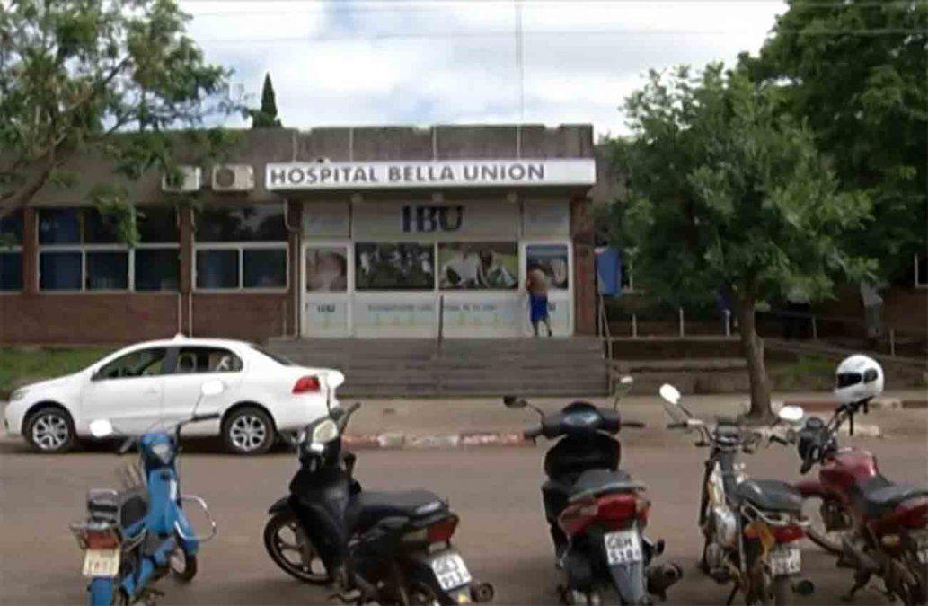 Foto: hospital de Bella Unión.