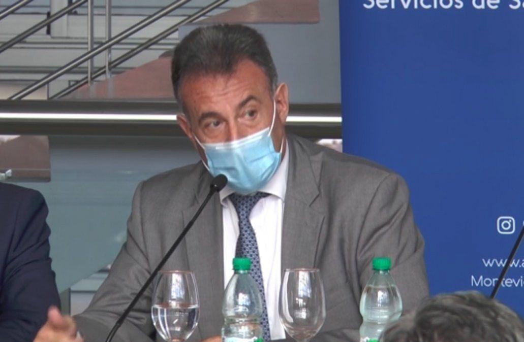 Ministro Daniel Salinas: el sistema hace más de 14 días que está estable
