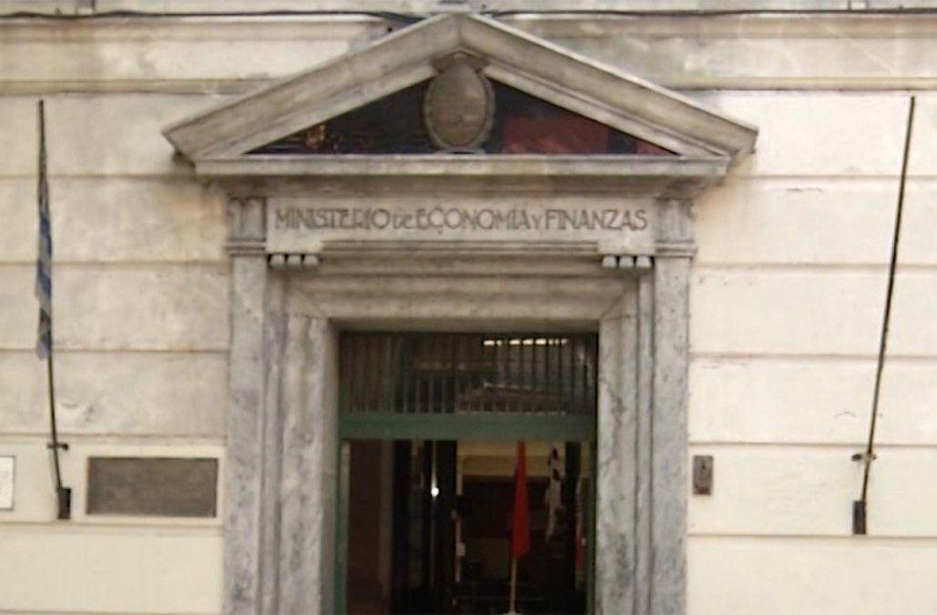 Ministerio de Economía.