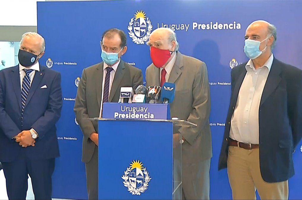 Lacalle Pou presentó a los socios de la coalición el proyecto de trabajo solidario