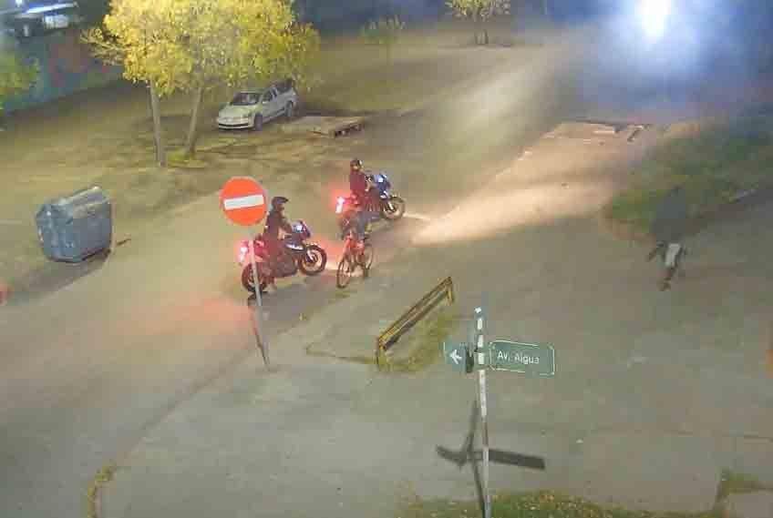 Aclaran crimen en Maldonado: quedó filmado por cámaras de videovigilancia