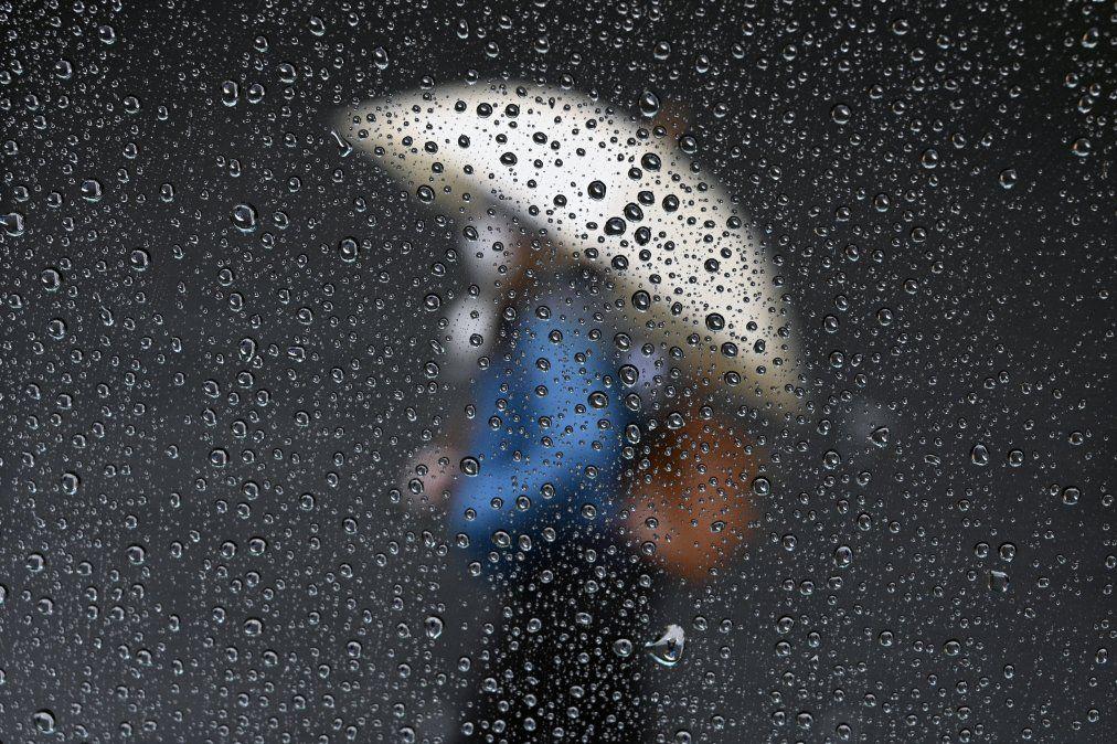 Fin de semana con precipitaciones y caída de las sensaciones térmicas