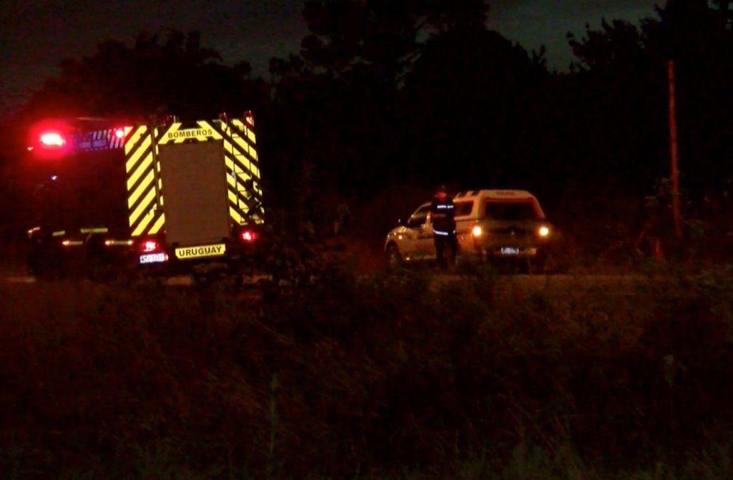 Hombre muere en accidente de tránsito entre moto y camioneta en Paysandú