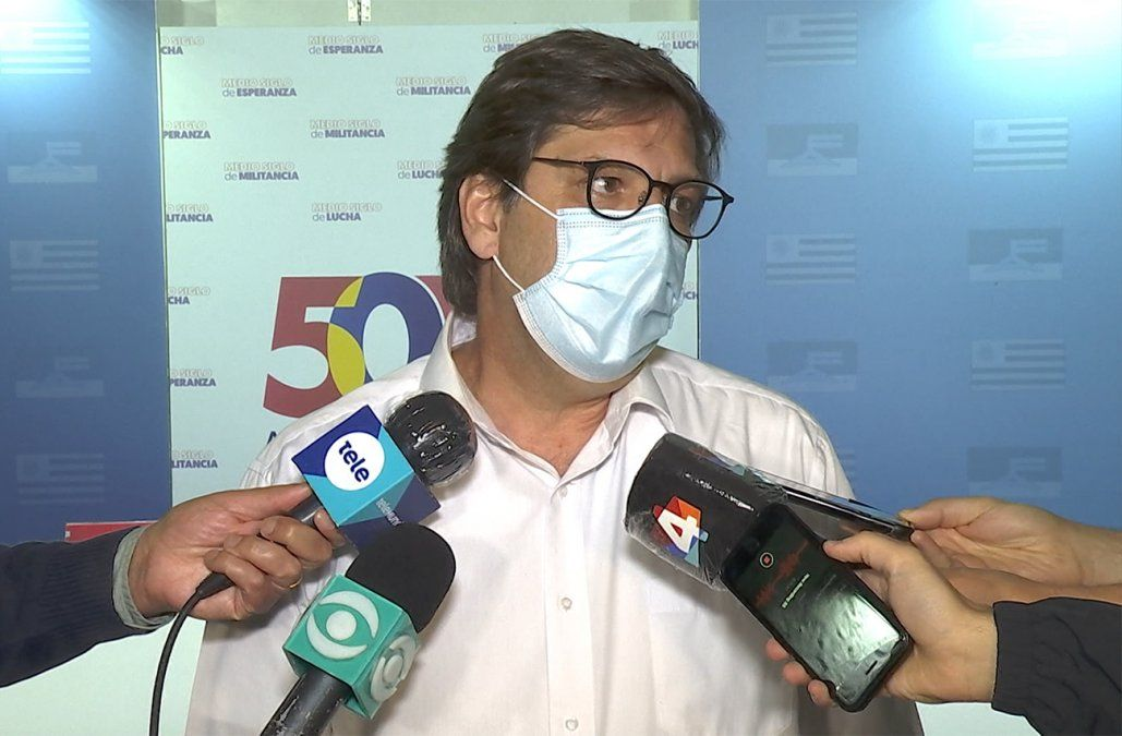 Miranda calificó como política barata la del gobierno frente al Covid y Delgado le respondió