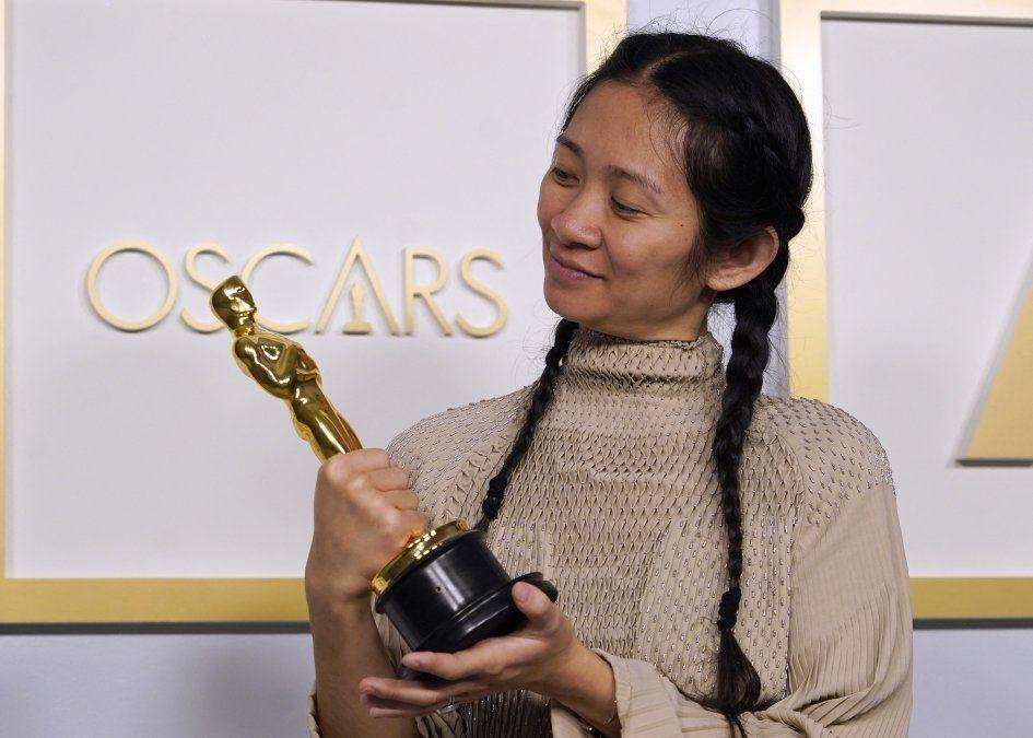 China censura el histórico éxito en los Óscar de Chloé Zhao