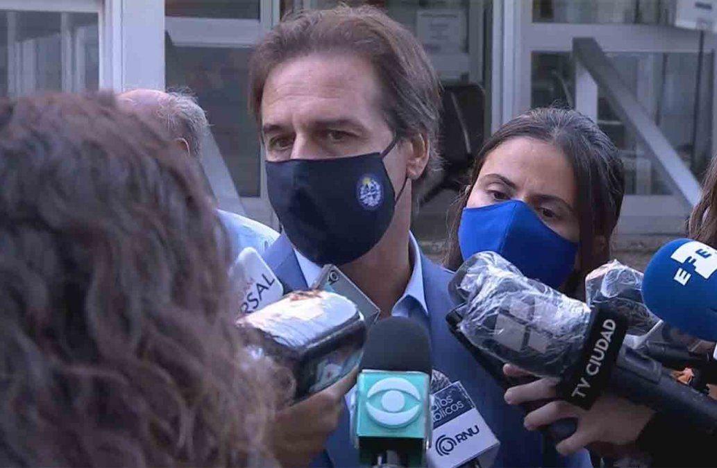 Lacalle Pou viajará a Ecuador para la asunción de Guillermo Lasso