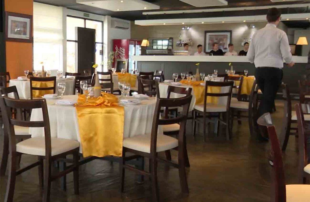 Dilatan pago de contribución inmobiliaria para colectivos gastronómicos