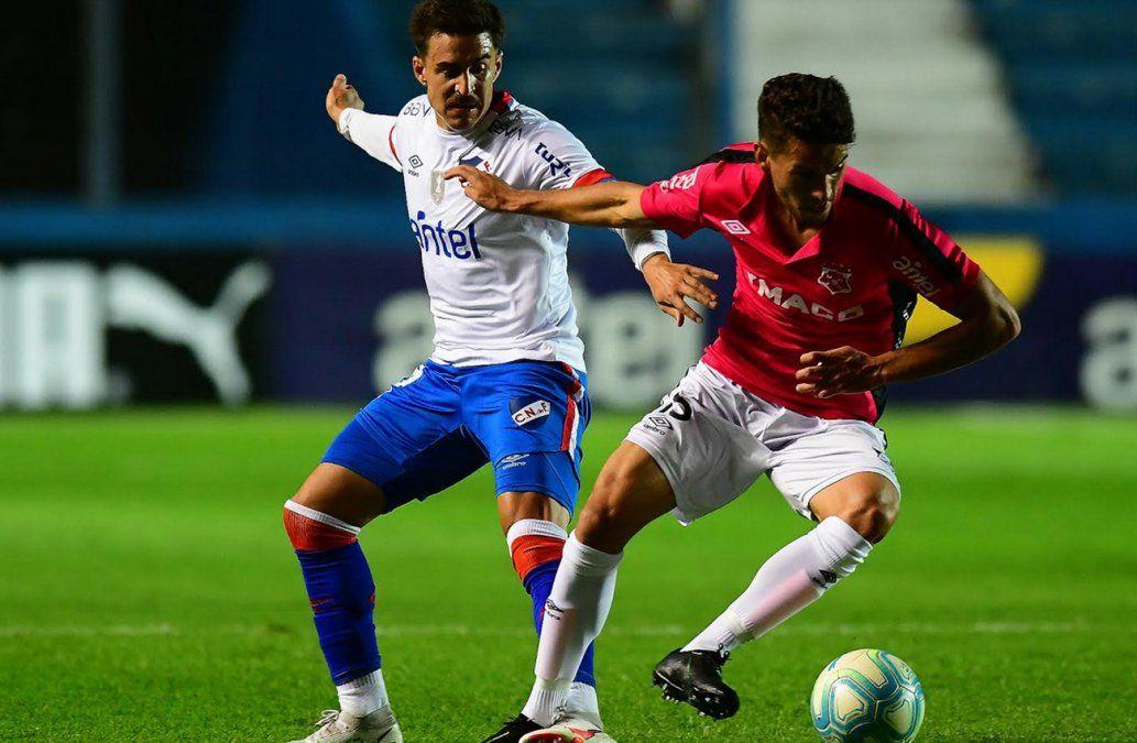 Nacional y Wanderers disputan a las 18:00 la final de la Supercopa