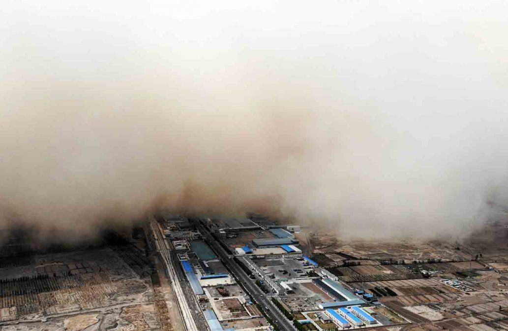 Así se ve la provincia de Gansu