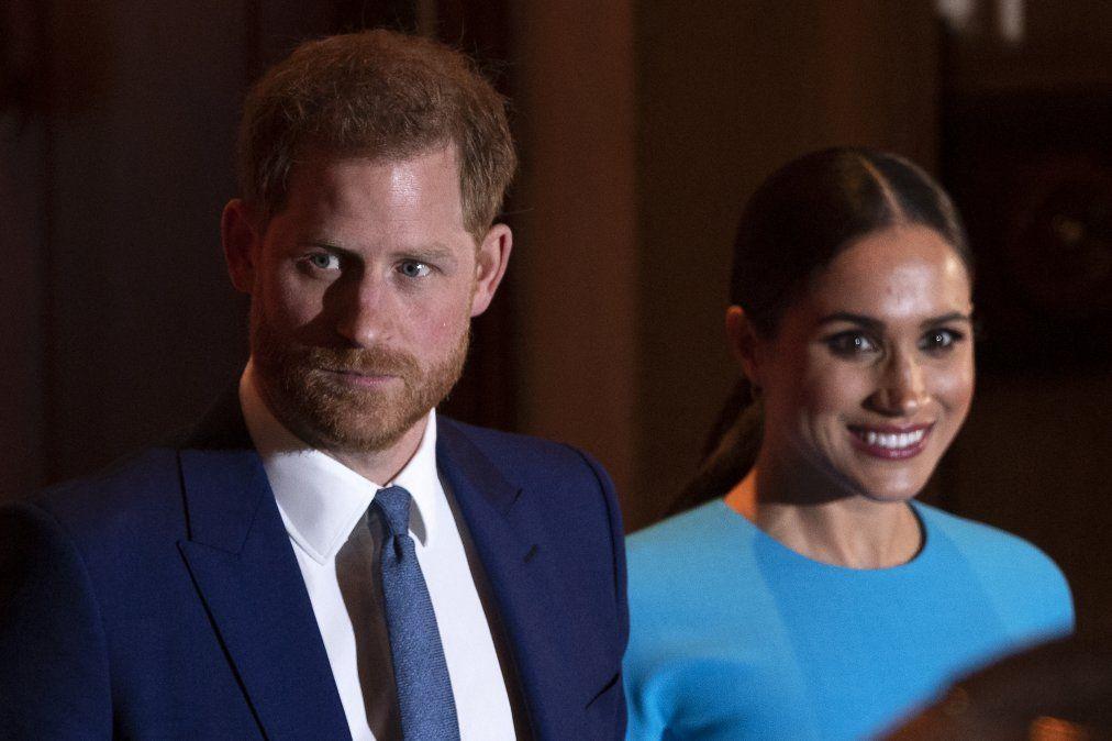 Enrique y Meghan presidirán concierto para fomentar donación de vacunas