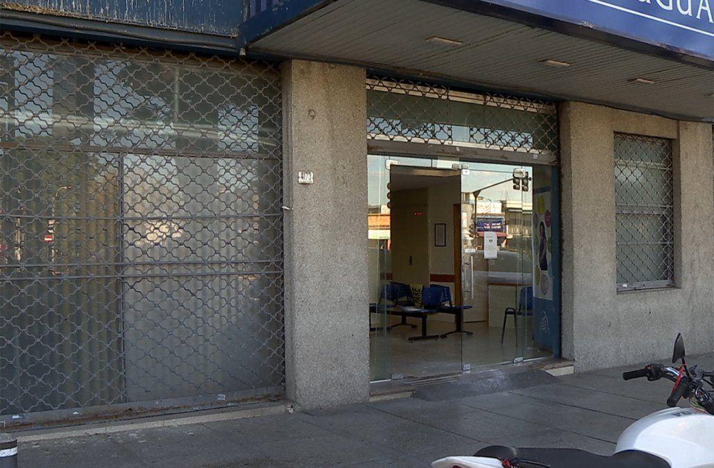 Tiroteo en mutualista del Cerrito; guardia frustró rapiña tras enfrentarse a delincuente
